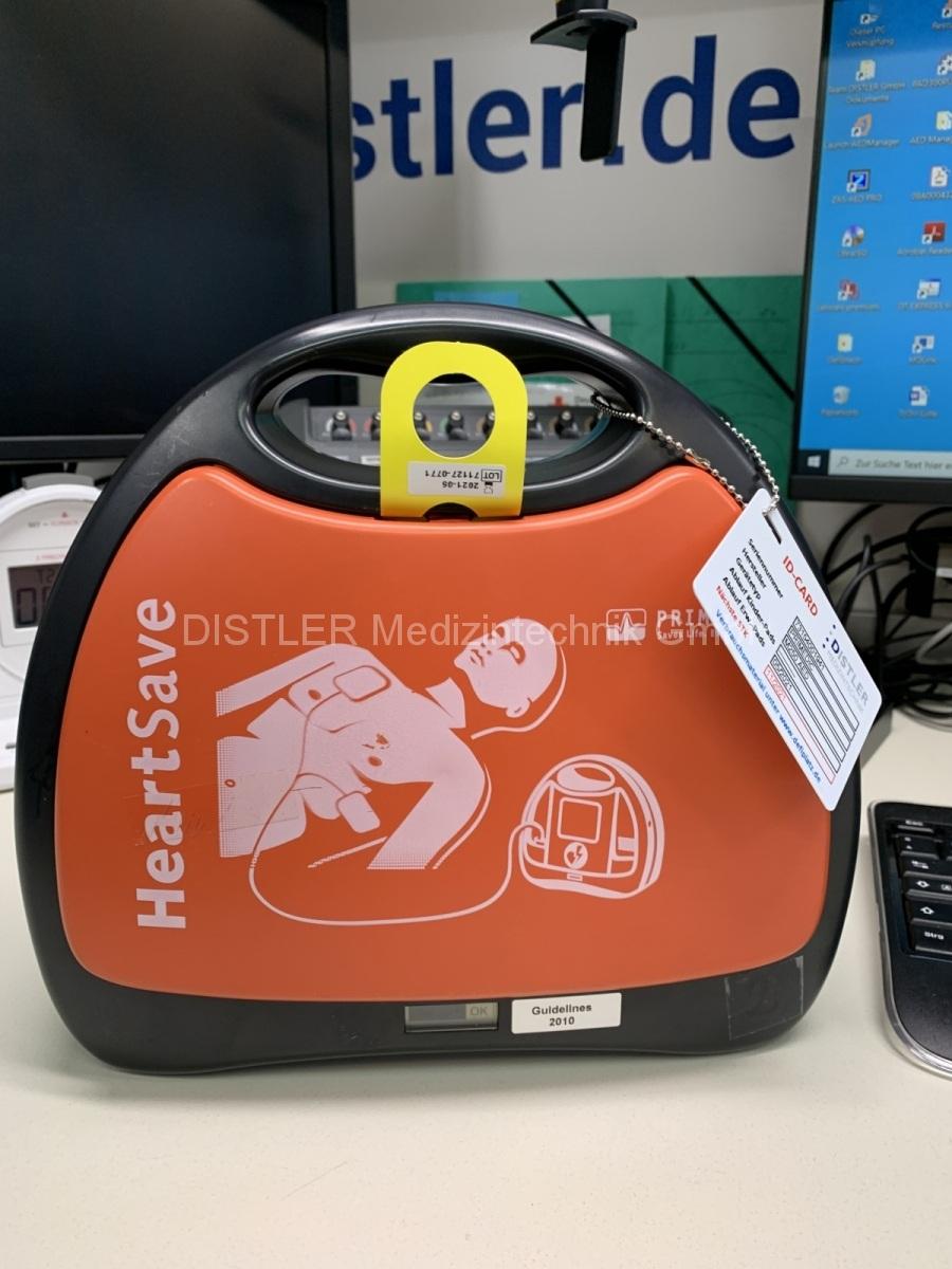 STK HeartSave AED von Primedic