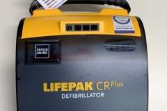 STK am LIFEPAK CR plus
