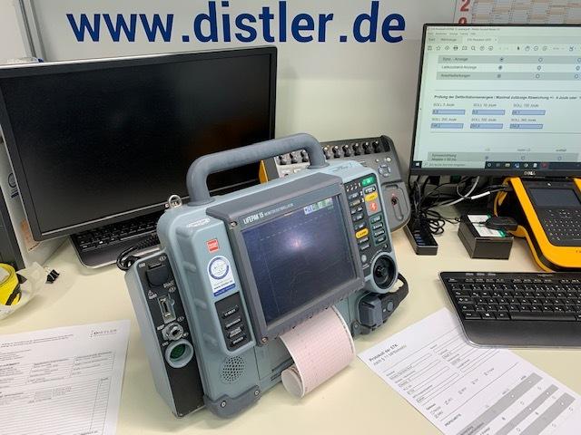 STK LIFEPAK 15 Defibrillator-/Monitorkombination