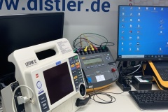 STK LIFEPAK 12 Defibrillator-/Monitorkombination